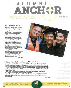 decorative image of ancho-2014-spring , Alumni Anchor | Fall 2014 2018-02-28 08:18:05