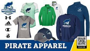 decorative image of PSC-Pirate-apparel-300×169 , Pensacola State Pirates fans can grab gear at online store 2019-09-09 08:02:07