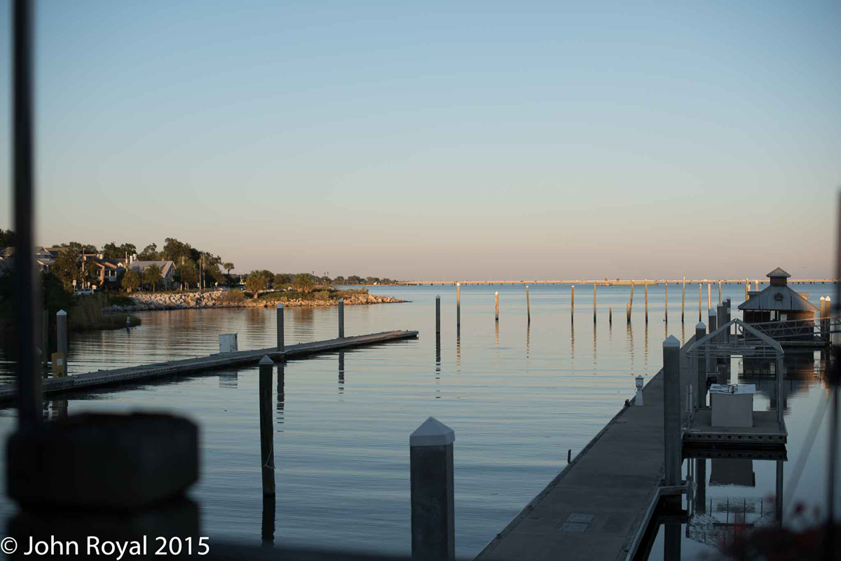 decorative image of View-from-the-Deck , Fish House 10-29-2015 2015-11-06 13:32:13