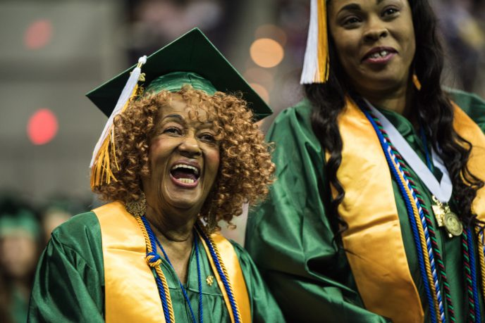decorative image of 05072017PSC_Graduation_John0286 , Pensacola great-great-grandmother realizes college dream at PSC 2017-05-10 09:58:31