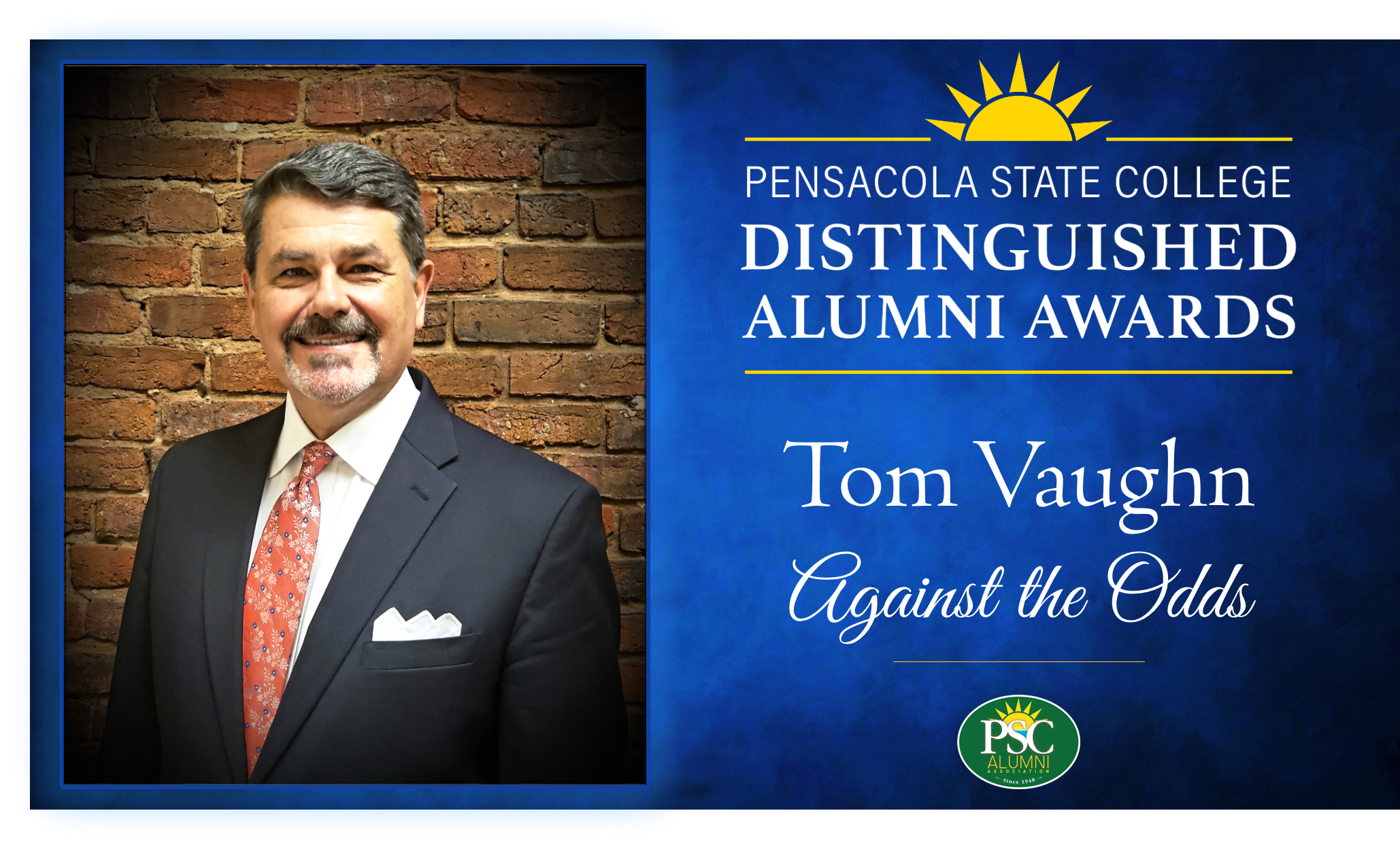 decorative image of vaughn , The 2019 Distinguished Alumni Awards 2019-05-06 10:15:44