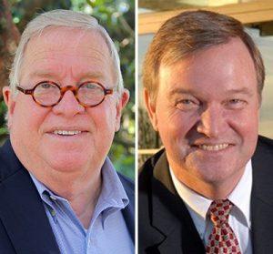 decorative image of maygarden-kircharr , Alumni Spotlight, Jerry Maygarden and Ted Kirchharr 2019-10-14 07:34:25