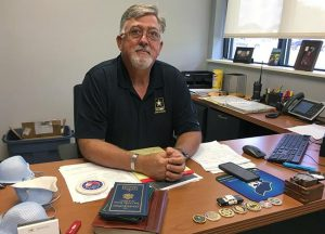 decorative image of goley , New Pensacola State College police chief is also an alumnus 2020-08-07 14:40:17